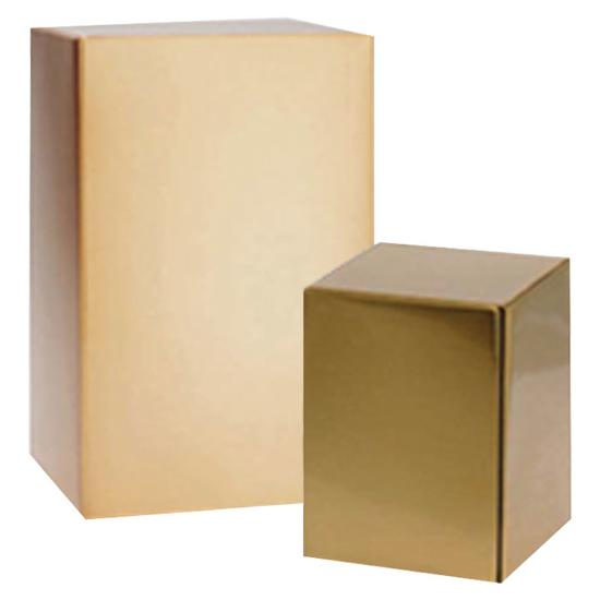 Picture of Sheet Bronze Urn & Shipper (CU)