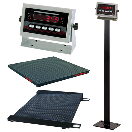 Picture of Floor Scale System