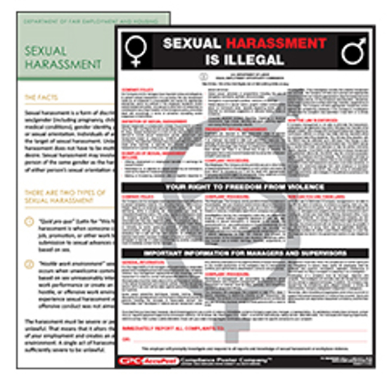 Picture of Sexual Harassment Education