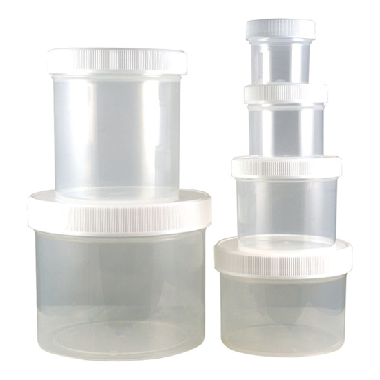 Picture of Polypropylene Containers (Natural)
