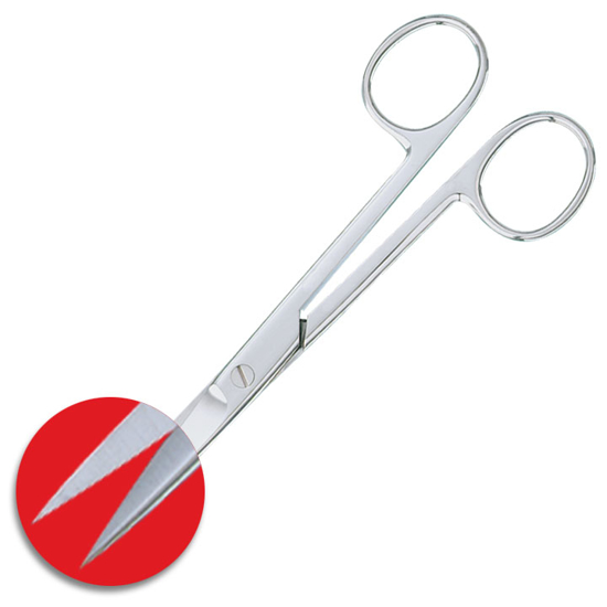 Picture of Operating Scissors - Sharp/Sharp (Standard Grade)