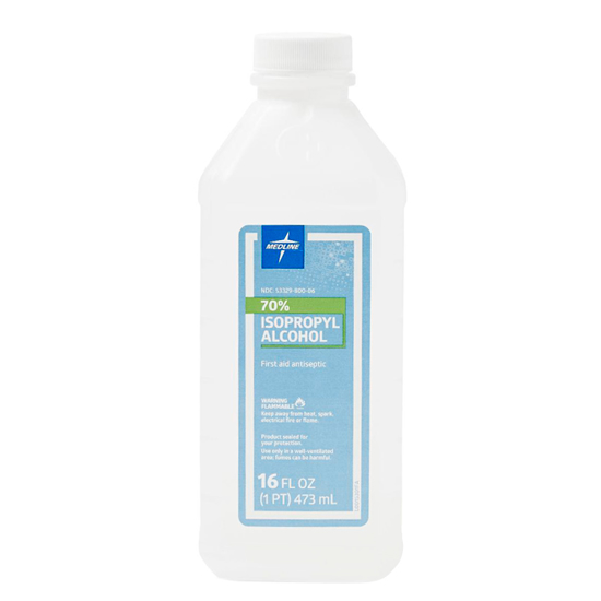 Picture of 70% U.S.P. Isopropyl Alcohol