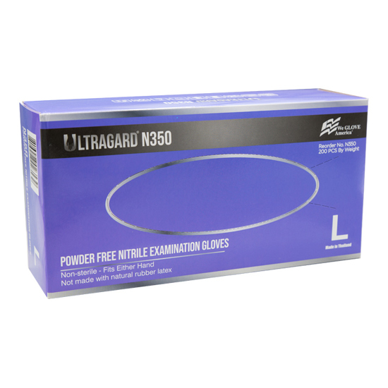 Picture of Ultragard N350 Nitrile Gloves