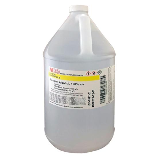 Picture of Reagent Alcohol (Gallon)