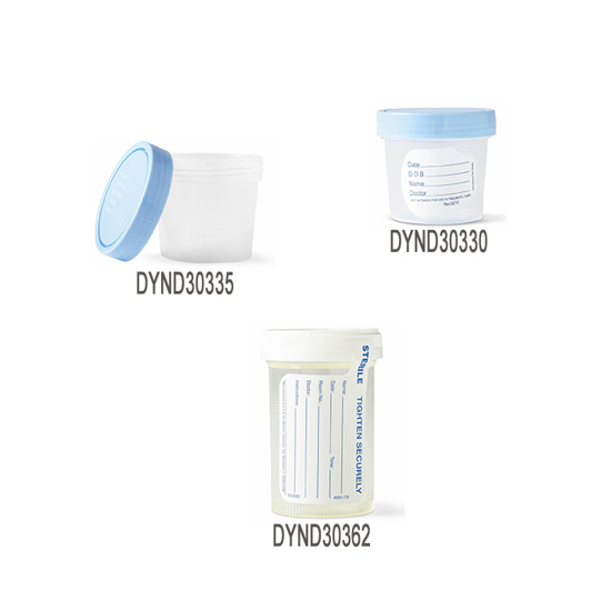 Picture of Specimen Containers (w/Lid)