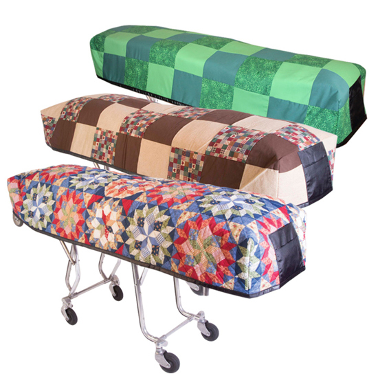 Picture of Quilted Fabric Patterns