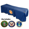 Picture of Honoring Service Drapes