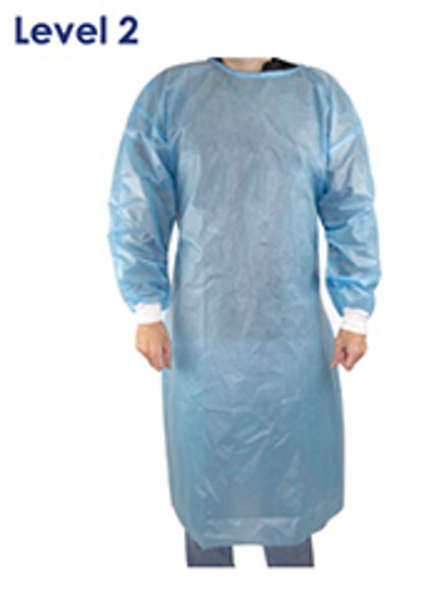 Picture of Level 2 Isolation Gown