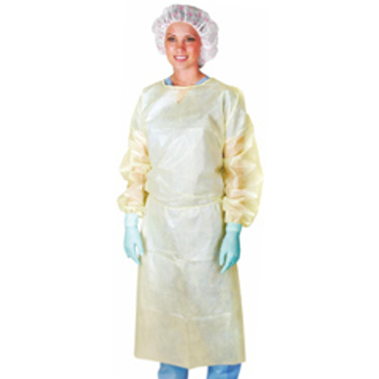 Picture of Medium Weight Barrier Gown (Large)