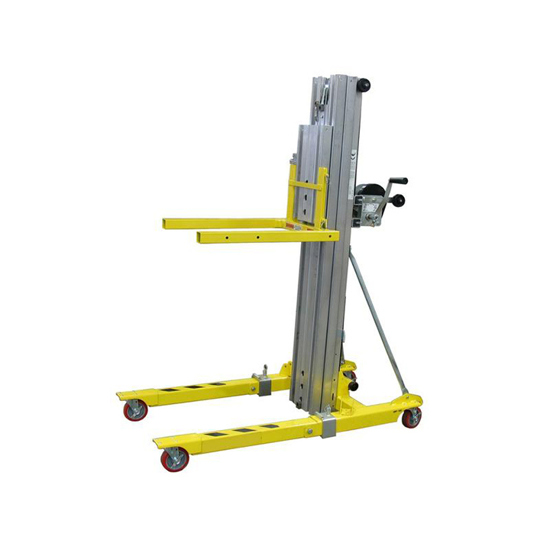 Picture of Hand Crank Cadaver Lift